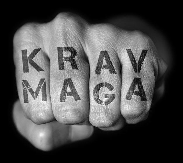 Krav Maga - Selbstverteidigung - die geballte Faust