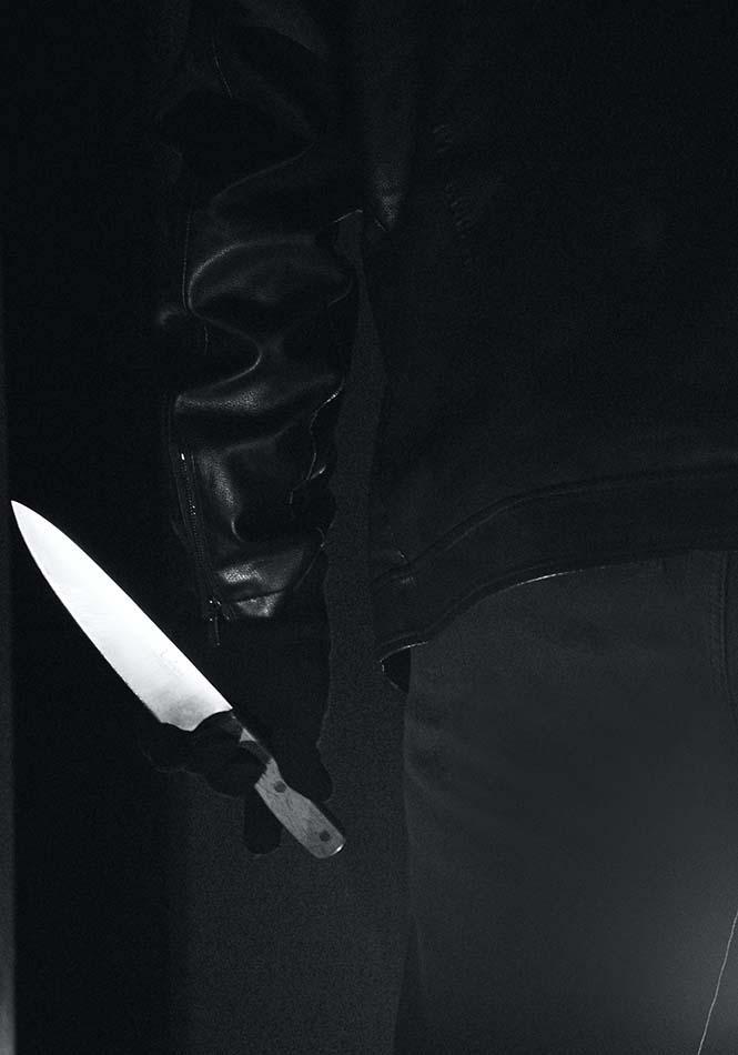 Verteidigung gegen Messerangriffe - Seminar