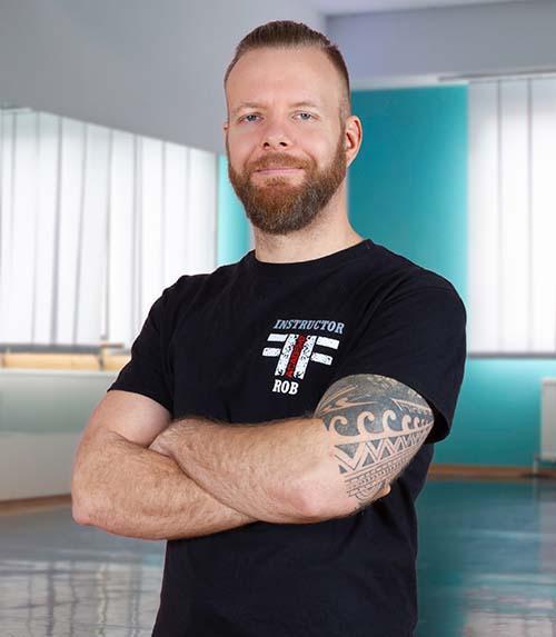 Rob FFA Trainer