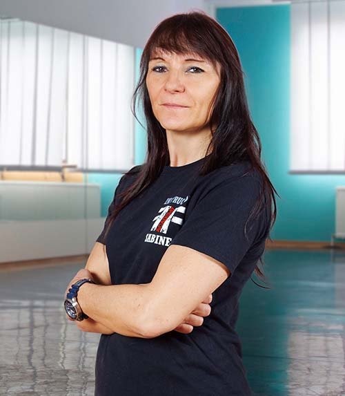 Sabine FFA Trainer